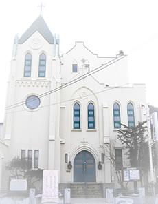 函館教会 外観